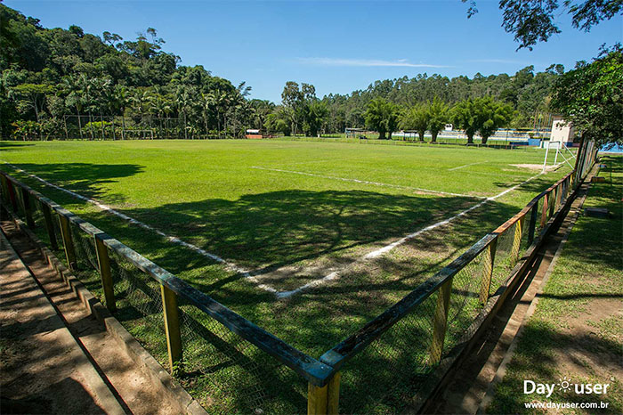 Campo de Futebol - Clube Fiscal do Brasil